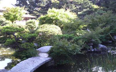 下関 長府庭園
