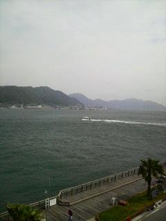 関門海峡 唐戸 渡船