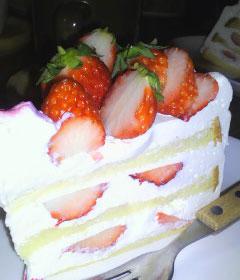 バグダッドカフェ ケーキ