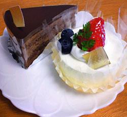 ひだまり ケーキ