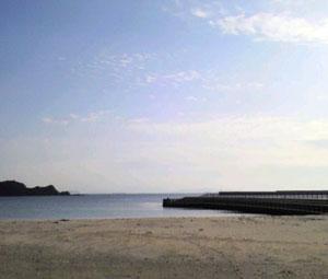 下関 海岸