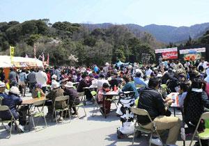 川棚温泉祭り 2012