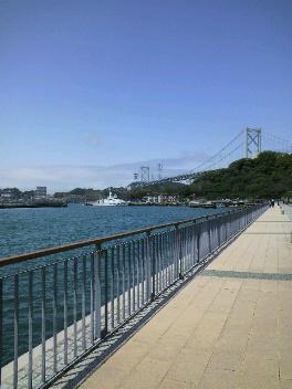 関門海峡 門司港