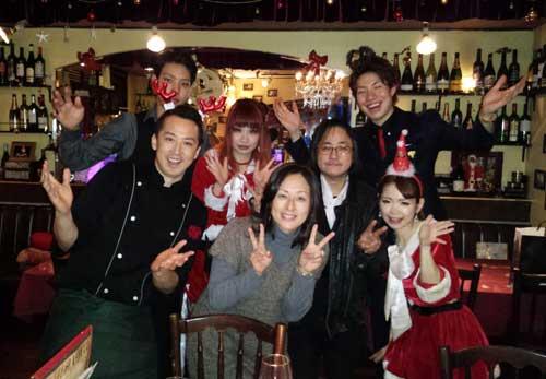 日の出丸 クリスマス ライブ