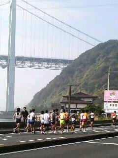 下関海峡マラソン2009